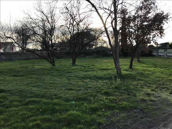 Vente terrain 1112 m2