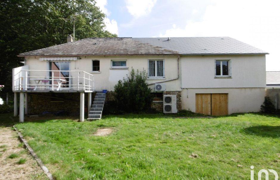 Vente maison 5 pièces 105 m² à Nonancourt (27320), 158 000 €