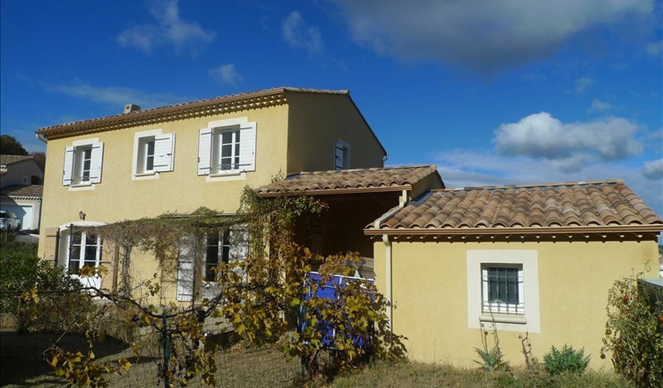 Villa avec terrasse Saint-Paul-Trois-Châteaux