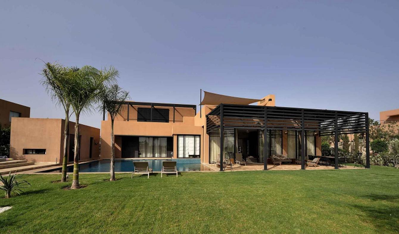 Villa avec piscine Maroc