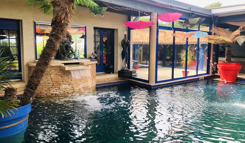 Maison avec piscine et terrasse Bar-le-Duc