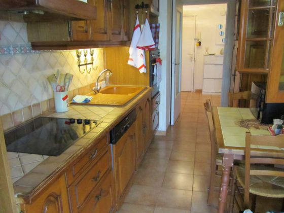Vente appartement 4 pièces 86,5 m2