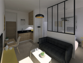 Appartement 2 pièces 24,92 m2