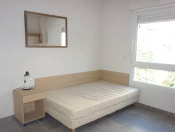 Studio meublé 20,55 m2