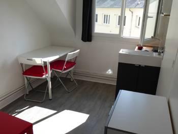 Studio meublé 10,9 m2