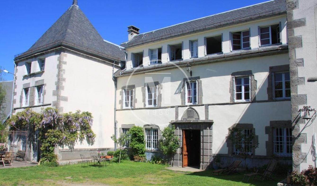 Manoir La Tour-d'Auvergne