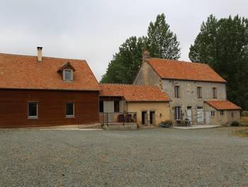 Moulin 4 pièces 104 m2