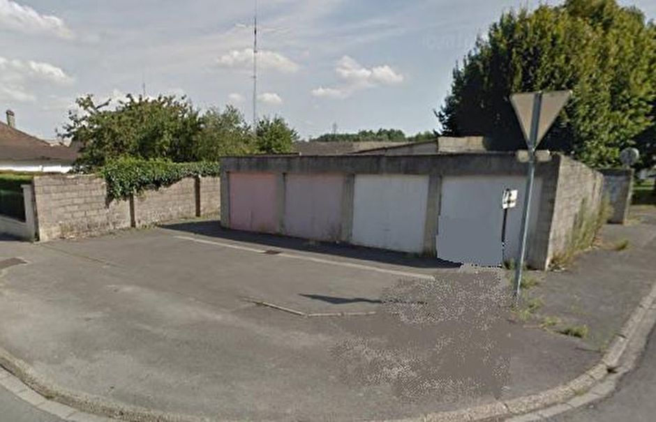 Location  parking  12 m² à Tergnier (02700), 50 €