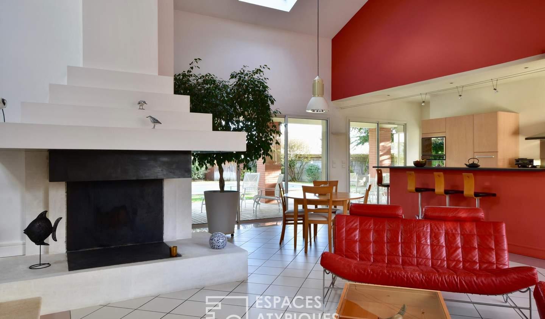 Maison avec piscine et terrasse Carbon-Blanc