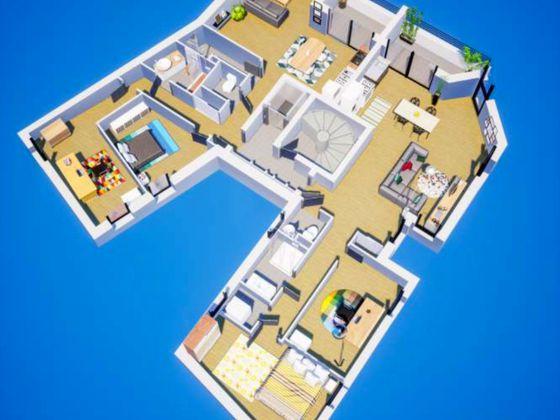 Vente appartement 2 pièces 97 m2