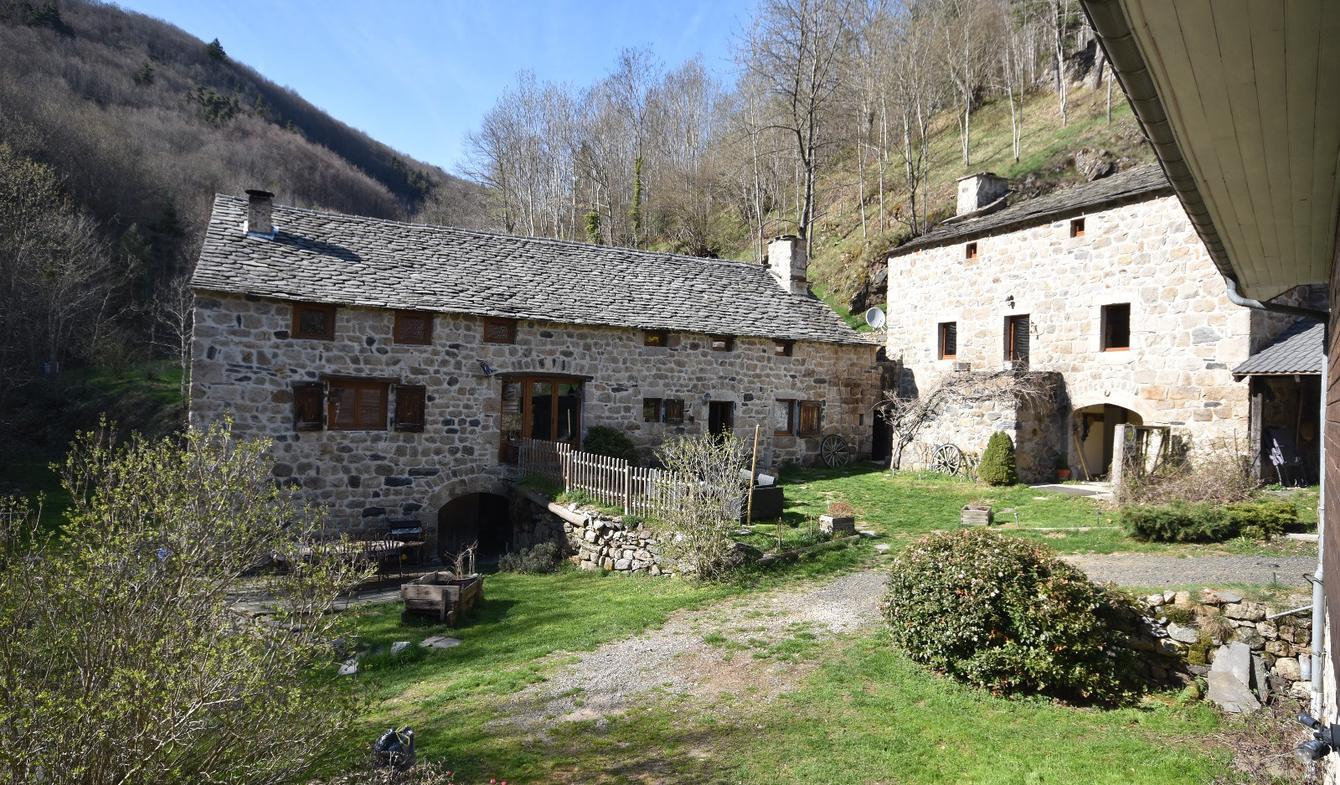 Maison avec terrasse Saint-Julien-Boutières