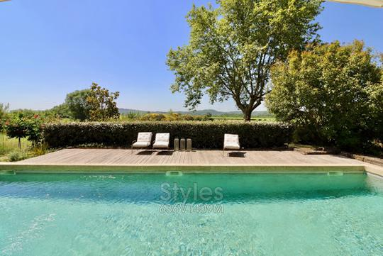 Property with pool