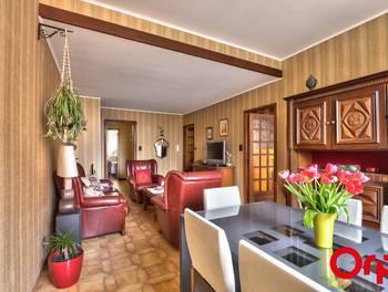 Appartement 4 pièces 94,2 m2