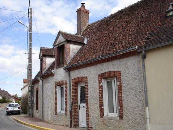 Dammarie Sur Loing Maison 77 000 Euros Sur Immobilierlefigarofr