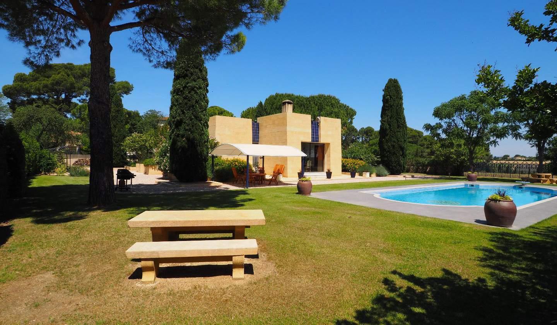 Maison avec piscine Servian