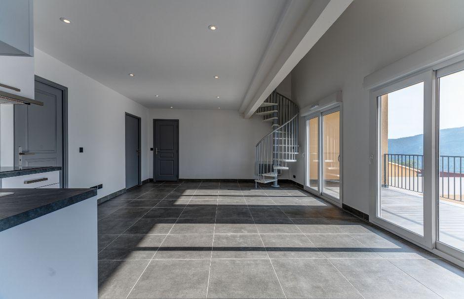 Vente appartement 3 pièces 85.78 m² à Contes (06390), 335 000 €