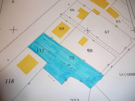 Vente terrain 682 m2