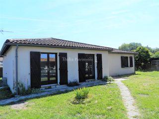 Maison Ambares-et-lagrave (33440)