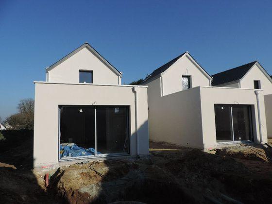 Vente maison 4 pièces 73,93 m2