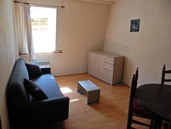 Appartement meublé 2 pièces 26,91 m2