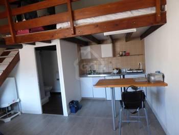 Studio 18,33 m2