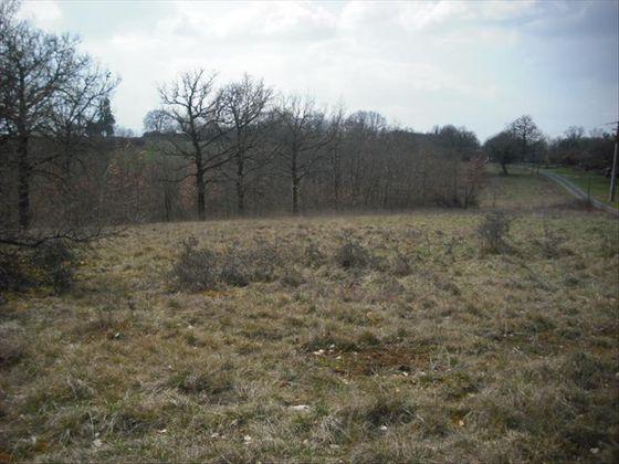 Vente terrain 1276 m2
