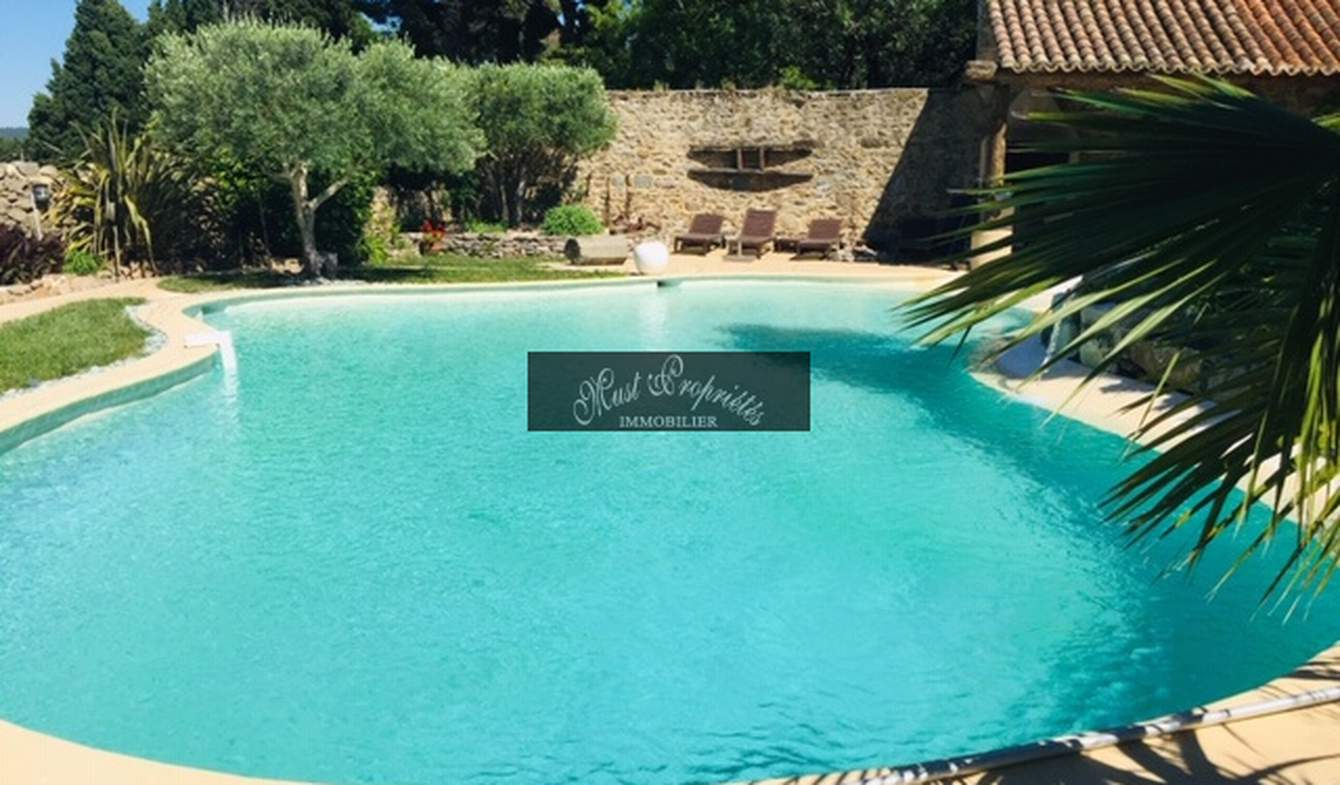 Maison avec piscine Argeliers
