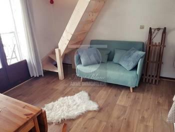 Appartement 3 pièces 33,5 m2