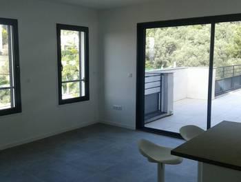 Appartement 3 pièces 54,88 m2
