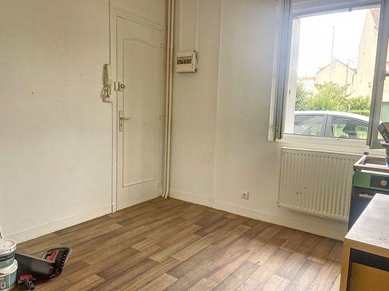 Vente appartement 2 pièces 32,6 m2