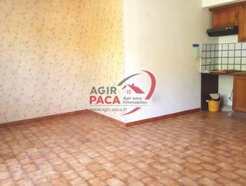 Studio 28,89 m2