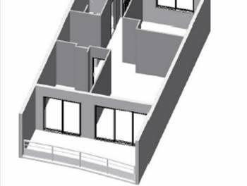 Appartement 3 pièces 59,25 m2