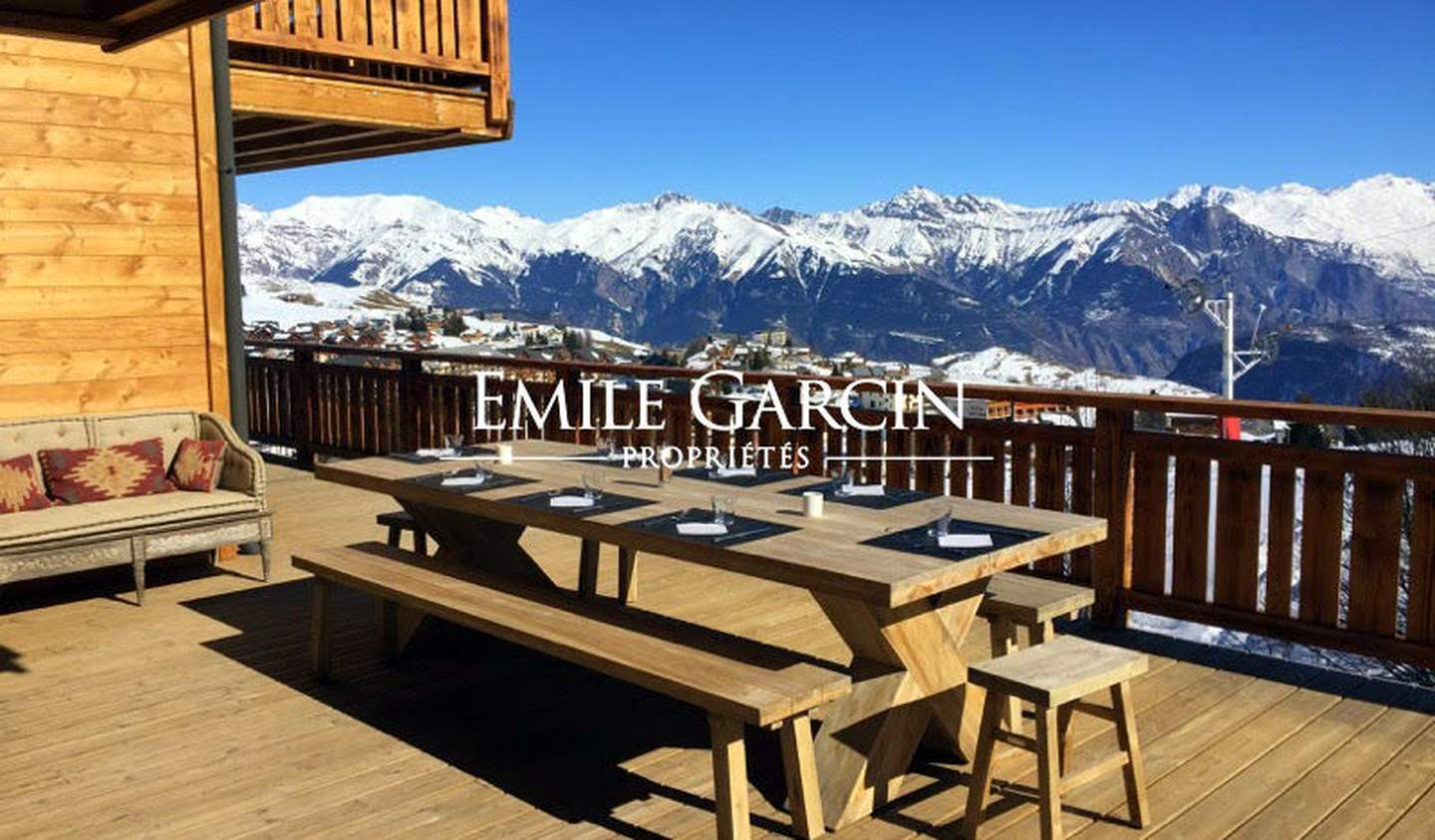 Chalet with terrace Val Thorens