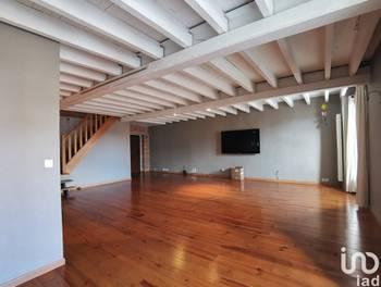 Appartement 4 pièces 161 m2