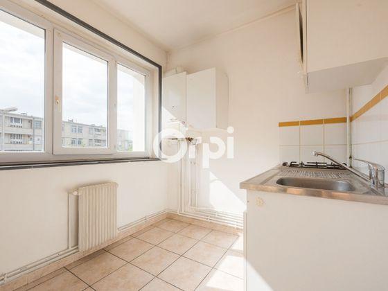 Vente appartement 3 pièces 51,63 m2