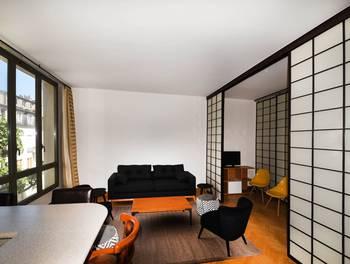 Studio meublé 43 m2