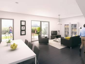 Appartement 2 pièces 40,54 m2