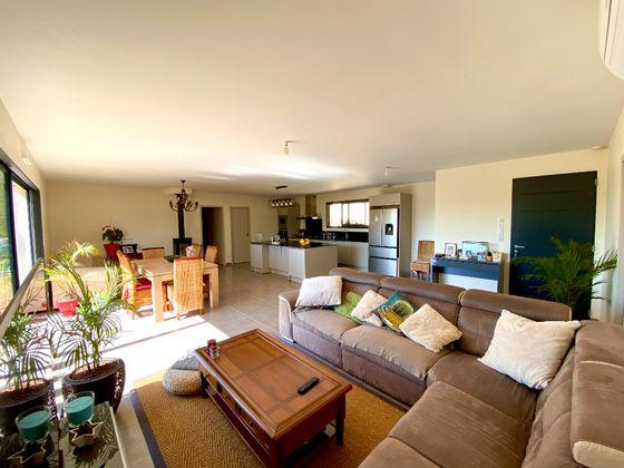 Vente maison 6 pièces 132,42 m2
