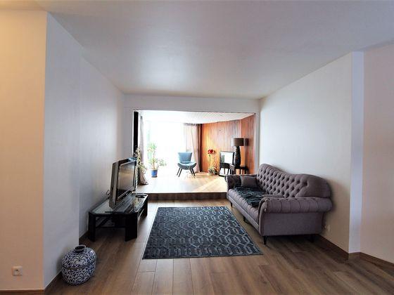 Vente appartement 5 pièces 105,85 m2