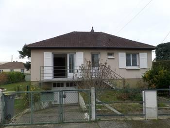 Maison 3 pièces 63,53 m2