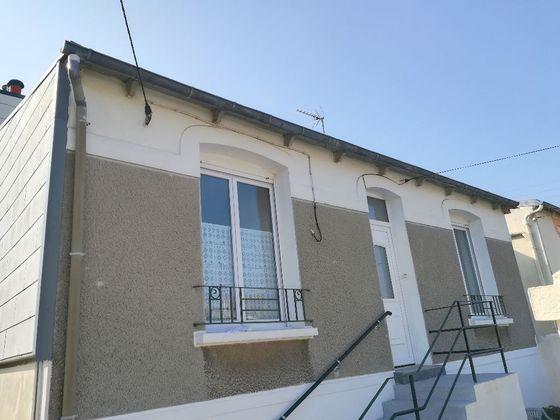 vente Maison 4 pièces 60 m2 Brest