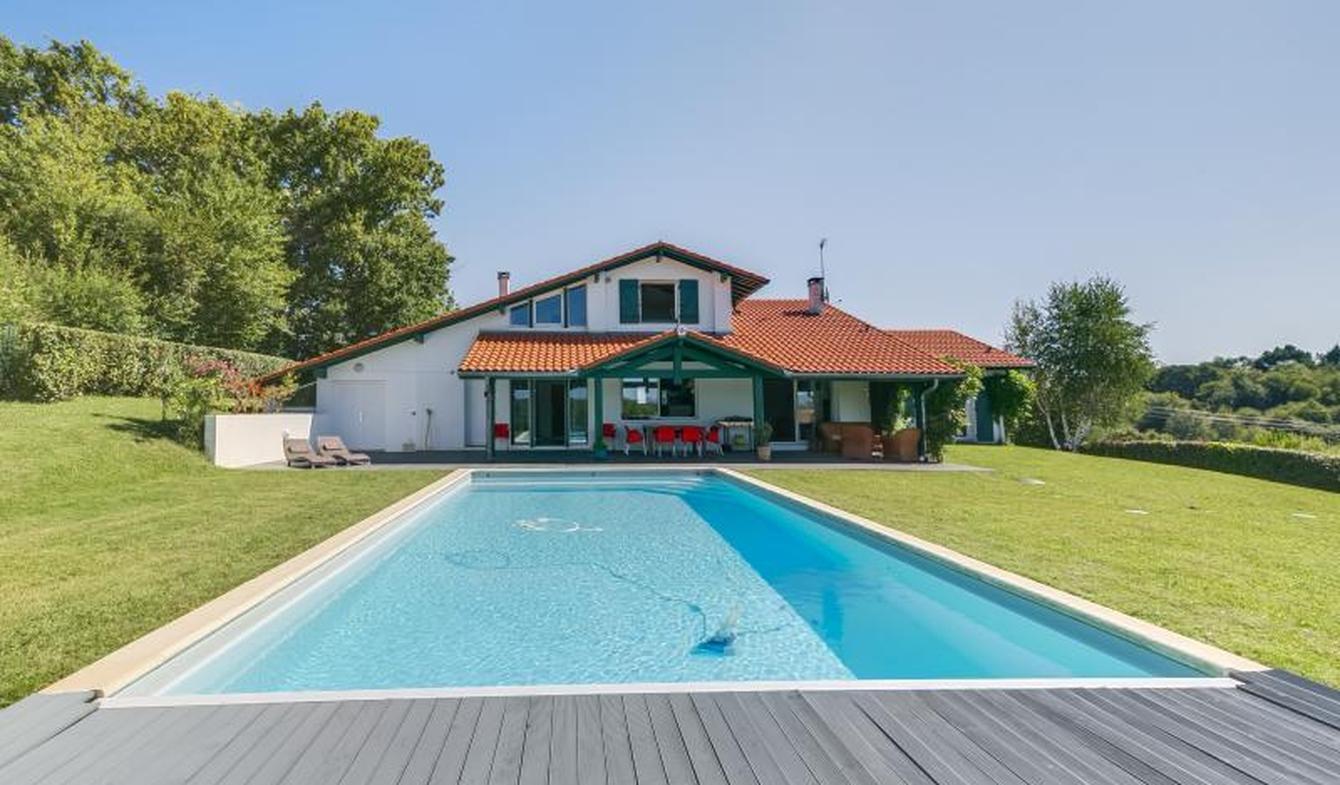 Maison avec terrasse Mouguerre