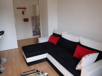 Appartement meublé 2 pièces 31,27 m2