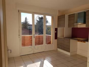 Appartement 4 pièces 89,23 m2