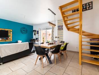 Maison 3 pièces 82,08 m2