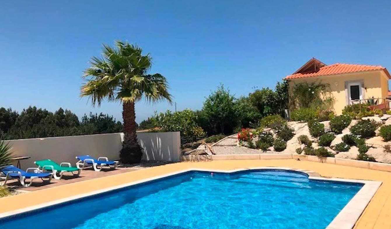 Villa avec piscine et terrasse Santa Bárbara