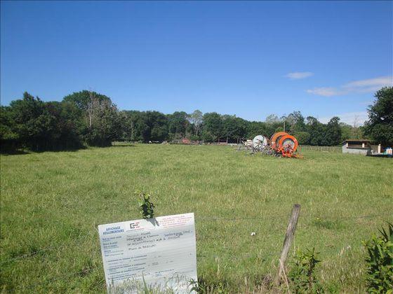 Vente terrain 1778 m2