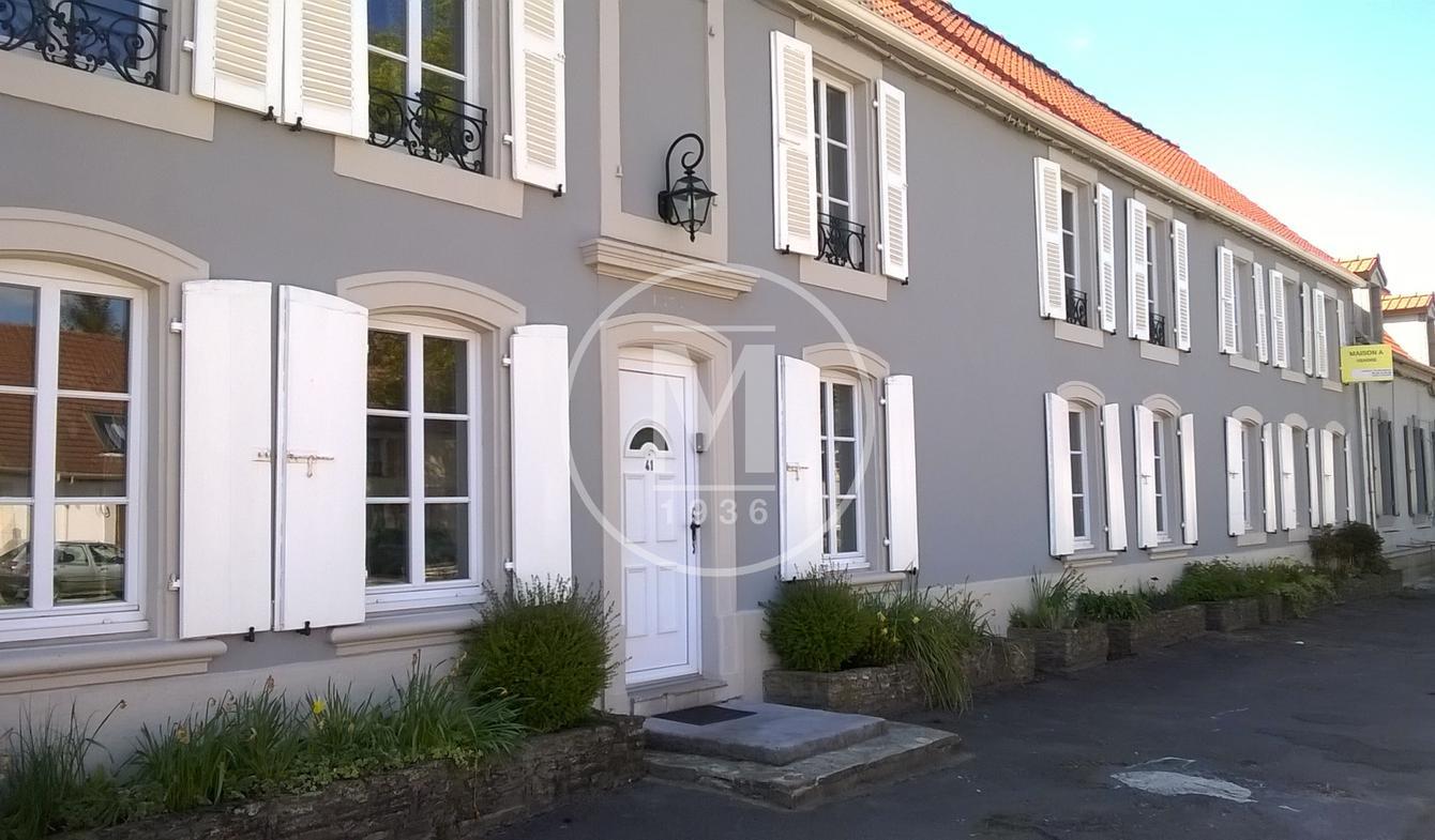 Maison avec terrasse Wierre-Effroy