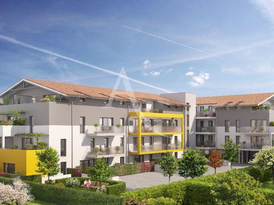 Vente appartement 3 pièces 65,05 m2