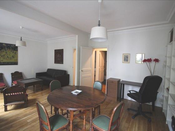 Location D'Appartements Meublés À Paris 18Eme (75) : Appartement